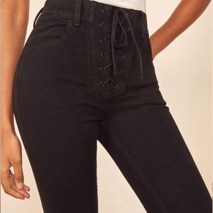 Jaden High & Skinny Jeans